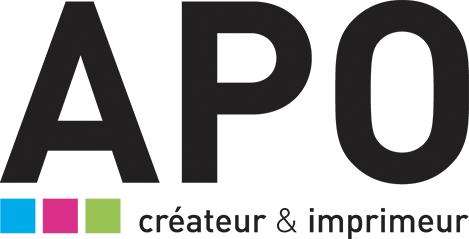 APO | Impression numérique, création graphique & web